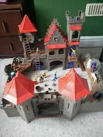 Playmobil Knight Castle