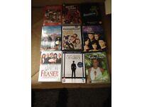 dvd's and boxsets