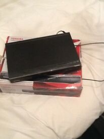 TOSHIBA SD1010KB DVD PLAYER MINT CONDITION