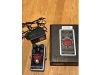 Electro Harmonix Bass Soul Food pedal