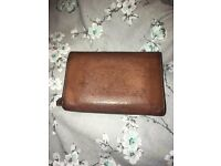Genuine Brown Leather Mulberry Purse RRP £275