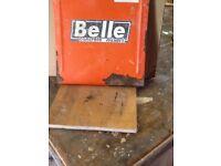 Belle mixer motor guard