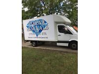 Removals/man and van service