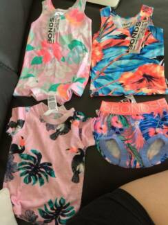 Bonds 00 (3-6) Months Summer BNWT Bundle - Girls