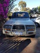 Toyota Landcruiser 80 series 1997 GXL Huntingdale Gosnells Area Preview