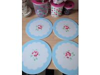 Cath kidston Provence rose tablemats