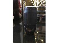 Nikon Lens AF-S VR Zoom-Nikki 70-300mm f/4.5-5.6 G IF-ED