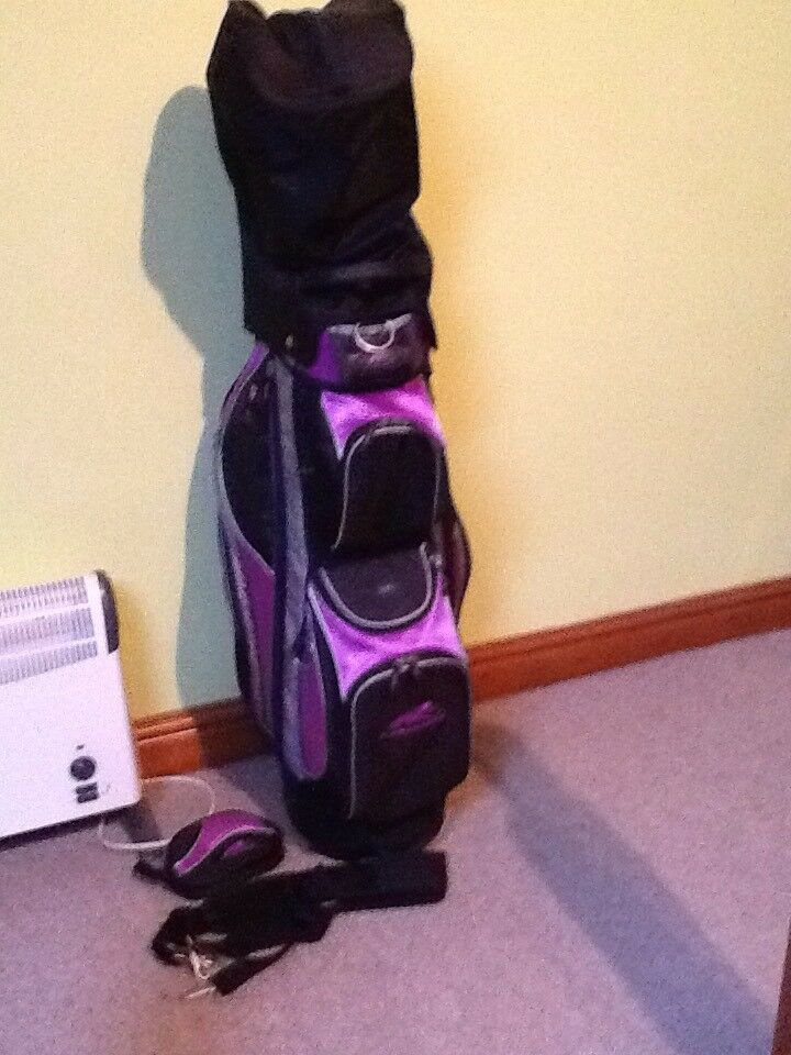 Ladies Golf Bag