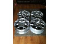 7 hole Alloy wheels