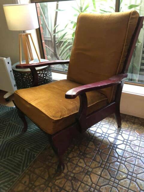 2x Vintage Chairs | Armchairs | Gumtree Australia ...