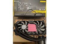 Corsair H110i GTX 280mm CPU Cooler