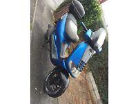 Moped 125 piaggio skipper not /runner zip nrg
