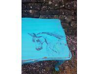 unicorn coffee table...unique