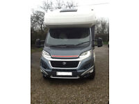 motorhome for sale in perfect condition and low mileage 4689