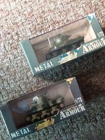 Sherman tank models