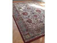Lovely rug £75 Ono.