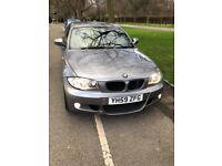 BMW 1 SERIES 2.0 118D M SPORT EDITION 5dr