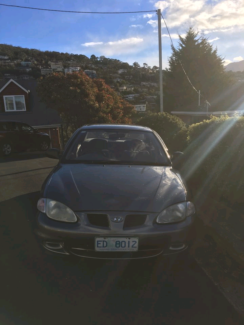 Cheap running 1999 Hyundai Lantra!  Sandy Bay Hobart City Preview