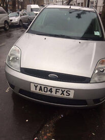 2004 FORD FIESTA - FIRST TO SEE WILL BUY - MOT - MINT CONDITION - NO PROBLEMS - ONLY £700!!
