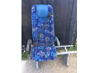 SINGLE SEAT FOR MINIBUS OR VAN