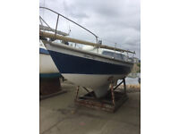 GALION 22 YACHT new but no interior