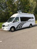 Mercedes-Benz SPRINTER 516 CDI by SC Sporthomes Ltd, Griffithstown, Monmouthshire
