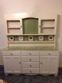 Upcycled Large Sideboard Unit