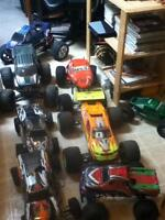 Large Selection Of RC's/Parts/Tires/Body's/Chassis