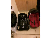 I have a pushchair Graco travel system for sale suitable for newborn in very good condition