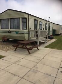 static caravan , golden palm ,chapel st leonards, skegness, will be there from 14th july to vue ,