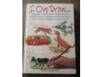 Children's book on how to draw