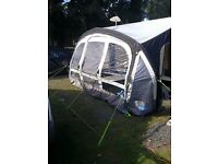 Caravan awning Fiesta pro Air 420