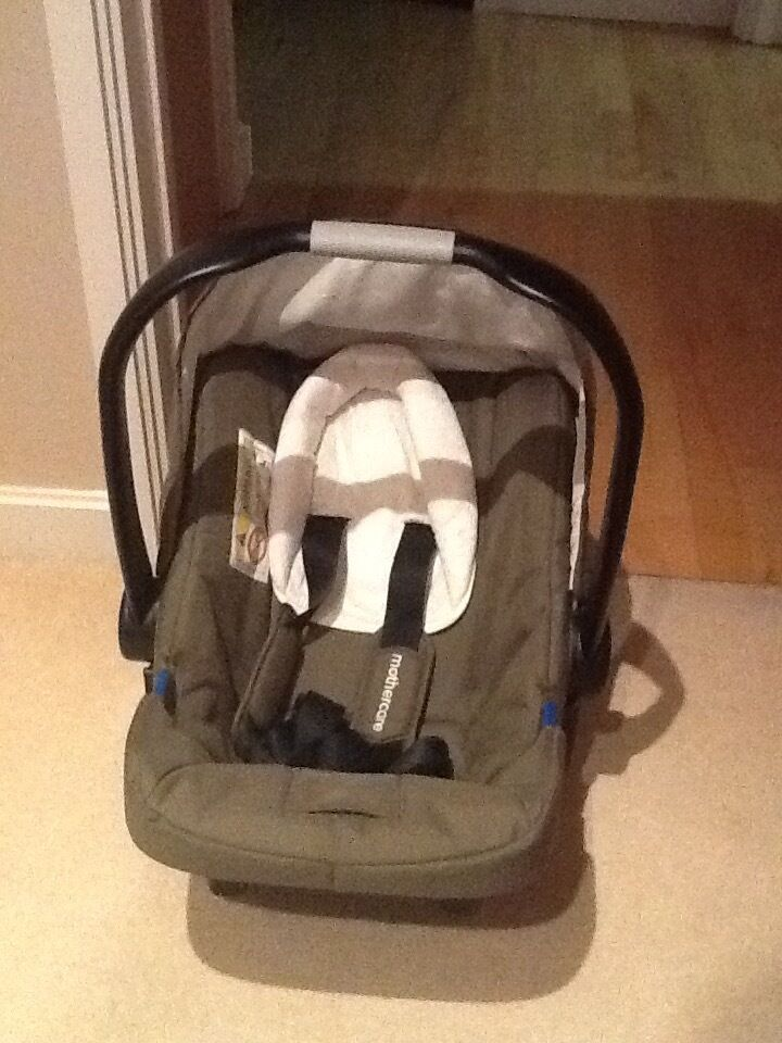 Mothercare baby car seat, Concord baby rocker and baby bath for sale ...