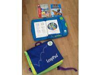 LeapPad electronic read
