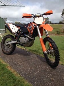 KTM 505xcf 2009 Toowoomba Toowoomba City Preview