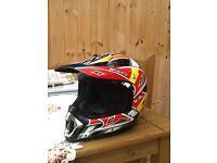 MotoX Style Helmet