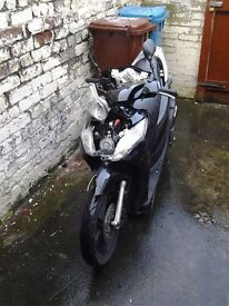 Honda Vison 110 for SPARES ONLY