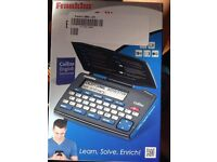 Franklin Collins English Dictionary With Thesaurus Dmq221