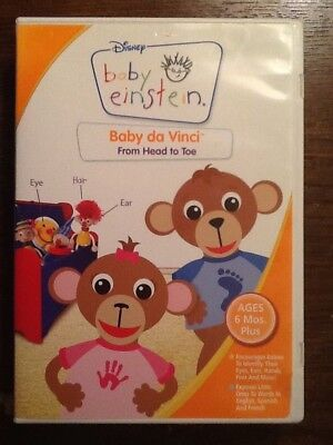 Baby Einstein: Baby da Vinci - From Head to Toe