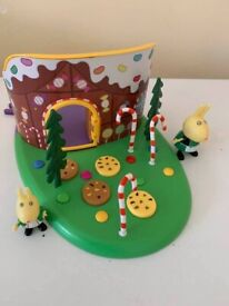 Peppa Pig Hansel and Gretel set £5 collection from Shepshed.