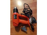 BLACK+DECKER KX2000K Heatgun Kit, 2000 W