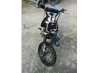 Stomp 110 bike