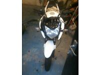 honda cbf 125 *spares or repairs**project*