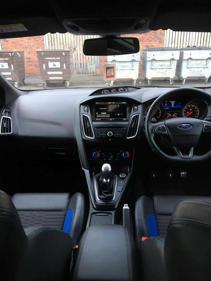Ford Focus 2.0 TDCI ST-2 5dr
