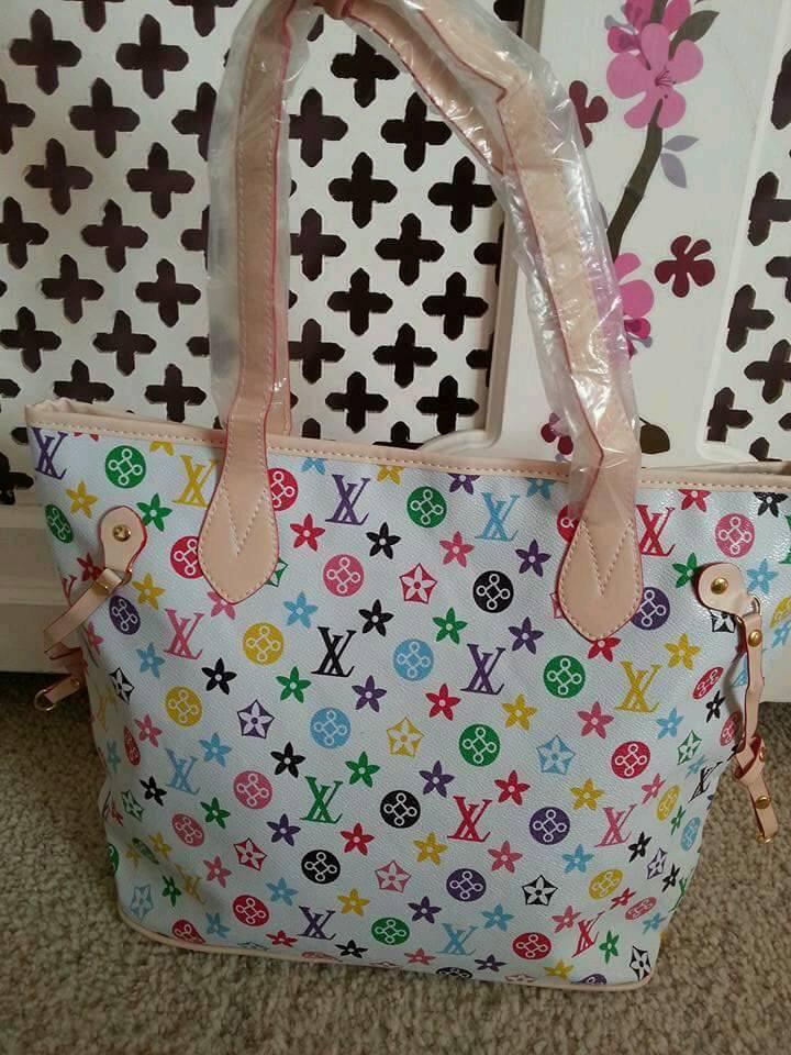 Louis vuitton handbag and purse