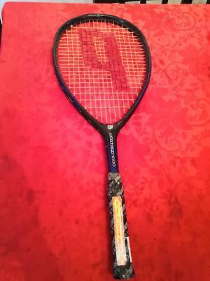NEW Prince Extender Mach 1000 124 head 4 1/2 grip Tennis Racquet