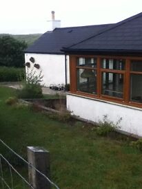 Cottage in Skye available for long term rent