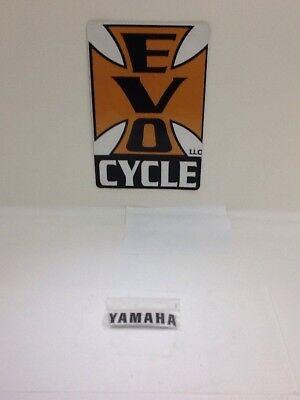 Motor Emblem Rechts YAMAHA RD125 RD250 RD350 Engine Case Badge Right Hand Side