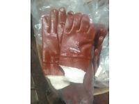10 PAIRS PVC Gloves