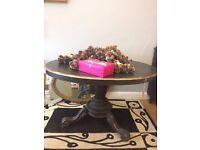 Lovely Tilt Top Dining Table